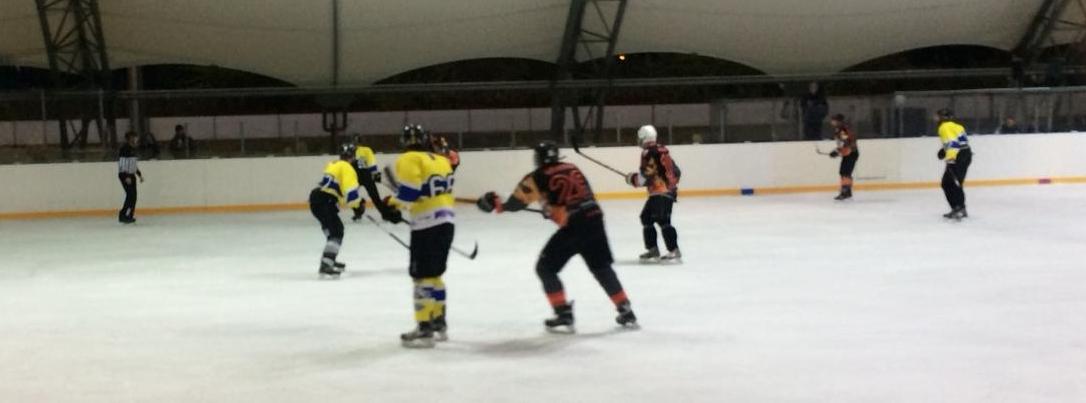 Wiesbaden Ice Tigers - Saisonauftakt mit Sieg